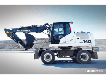 Features HIDROMEK 140 W