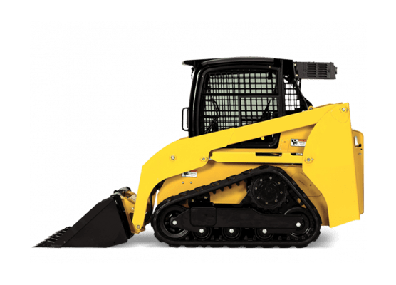 Deere CT315 compact track loader