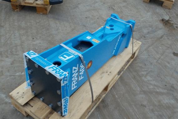 FRANZ F 400 hydraulic breaker
