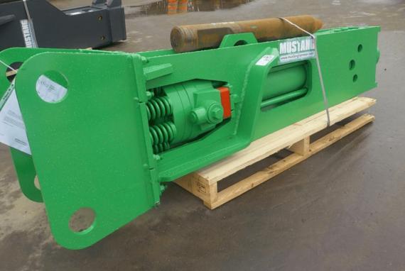 MUSTANG BRH 501 hydraulic hammer