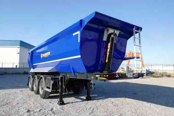 TIPPER SEMI-TRAILER SCORPION 3-AXLE 2020 [NEW]