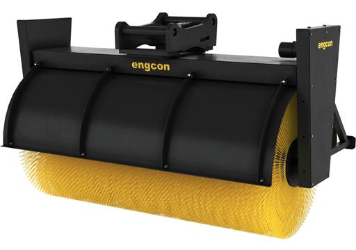 Rotating brushes SR800—SR2000 ENGCON