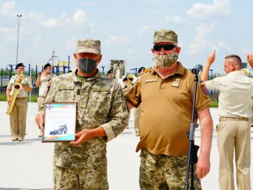 Delivery of HIDROMEK for the Ministry of Defense of Ukraine