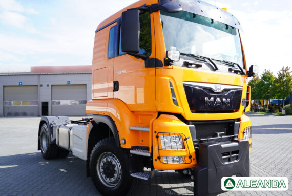 TRACTOR UNIT MAN TGS 18.460 E6 [10 000 km] [2019]