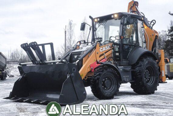 ЭКСКАВАТОР-ПОГРУЗЧИК CASE 580 ST
