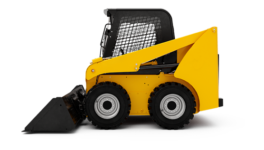 Menu-Photo-Skid-Steer-Loader