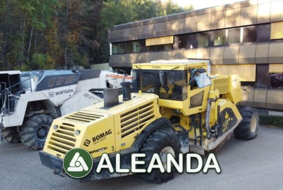 RECYCLER BOMAG MPH125 [3 940h] [2014]