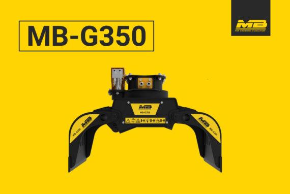 ГРЕЙФЕР MB-G350 S4 [ ≥ 1.3 ≤ 2.6 Toн ]