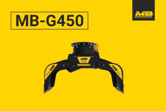 ГРЕЙФЕР MB-G450 S4 [ ≥ 3 ≤ 6 Toн ]