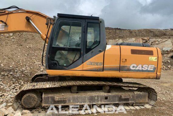 CRAWLER EXCAVATOR CASE CX210B [9 191 h] [2007]
